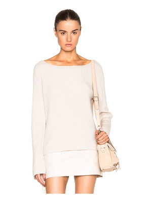 Helmut Lang Cashmere Wool Sweater