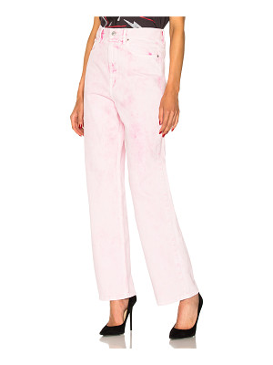 Isabel Marant Etoile Forby Colored Boyfriend Jeans