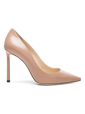 Jimmy Choo Leather Romy Pumps
