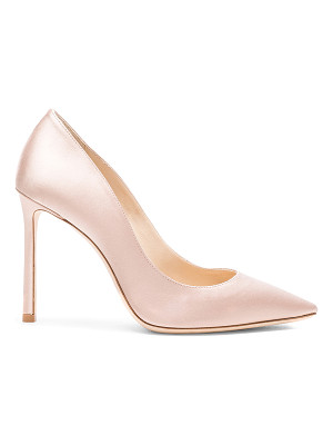 JIMMY CHOO Satin Romy Heels