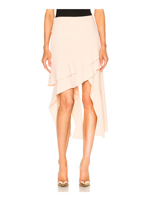 Jonathan Simkhai Cocktail Stretch Slit Skirt