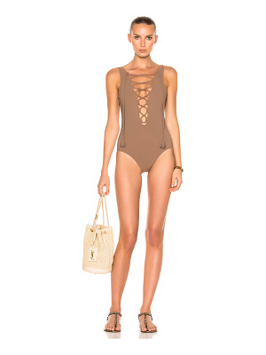 KARLA COLLETTO Entwined Swimsuit