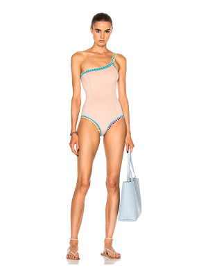 KIINI Luna One Shoulder Swimsuit