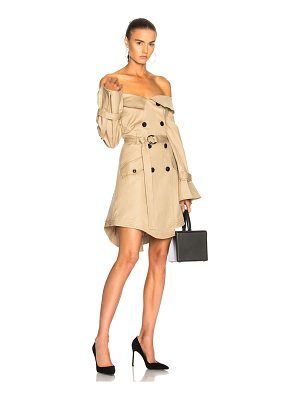 MARISSA WEBB Ellen Trench Dress