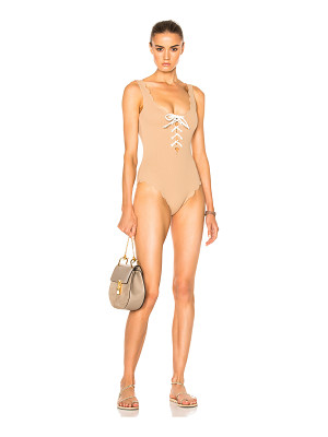 MARYSIA SWIM Palm Springs Tie Swimsuit