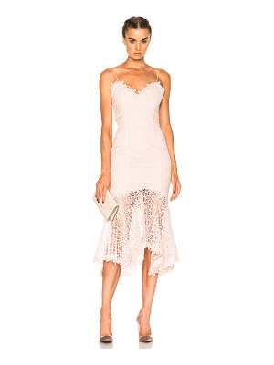 NICHOLAS Guipure Lace Cocktail Dress