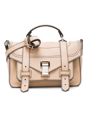 PROENZA SCHOULER Tiny Ps1+ Grainy Calf Leather