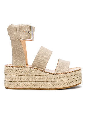RAG & BONE Canvas Tara Sandals