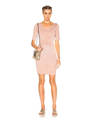 Raquel Allegra Jersey Twist Dress