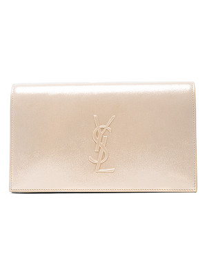 Saint Laurent Kate Monogramme Clutch