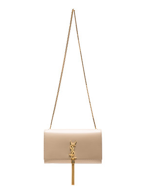 SAINT LAURENT Medium Kate Chain Bag With Tassel