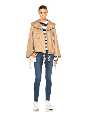 See By Chloe Button Down Jacket
