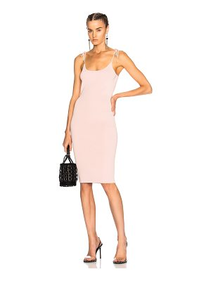 T BY ALEXANDER WANG Midi Tank Dress