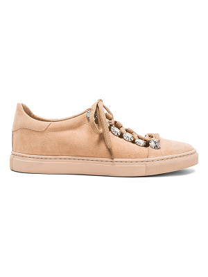 TOGA PULLA Studded Suede Sneakers