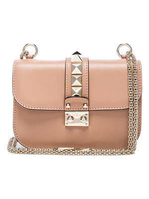 Valentino Small Lock Flap Bag