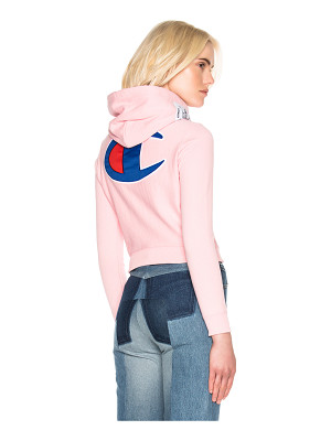 VETEMENTS x Champion Fitted Hoodie