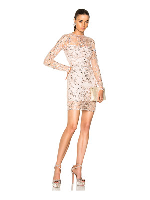 ZUHAIR MURAD Beaded Mini Dress