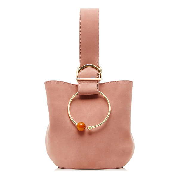 ADEAM Gem Sphere Bag - This *Adeam* Gem Sphere Baghas a bucket shaped silhoutte...
