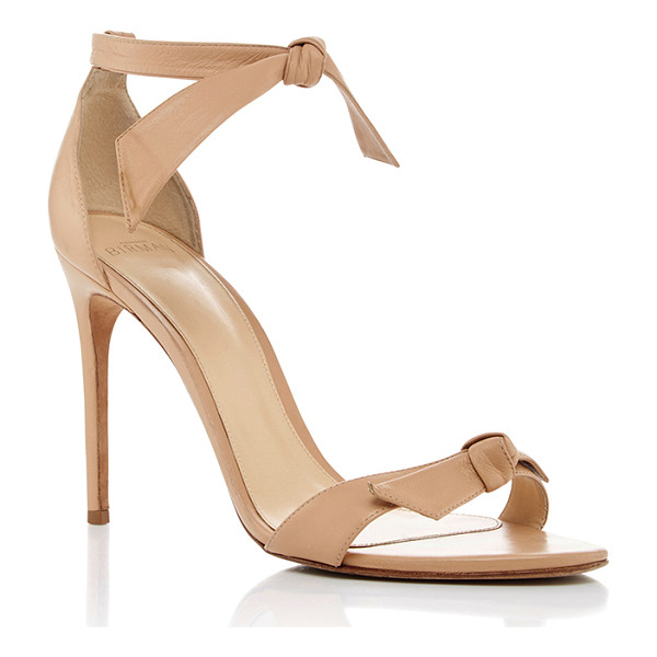 ALEXANDRE BIRMAN Clarita Sandals - Alexandre Birman's 'Clarita' sandals are designed with the...