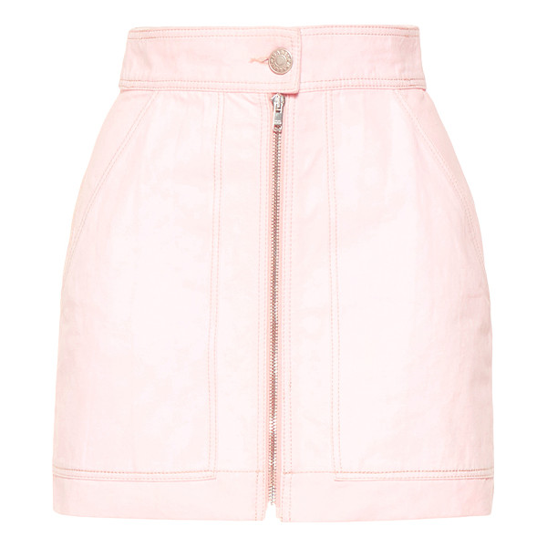 ISABEL MARANT Demie A-Line Skirt - This *Isabel Marant* Demie A-Line Skirt features a High...