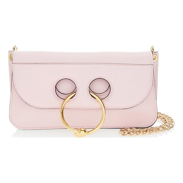 J.W.ANDERSON Pierce Small Leather Bag - This design signature to *J.W.Anderson* features a...