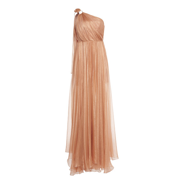 MARIA LUCIA HOHAN Isleen One Shoulder Maxi Dress - This *Maria Lucia Hohan* dress features an asymmetric...