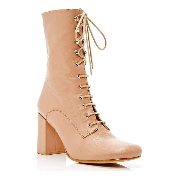 MARYAM NASSIR ZADEH Emmanuelle Boot - This *Maryam Nassir Zadeh* Emmanuelle boot is rendered in