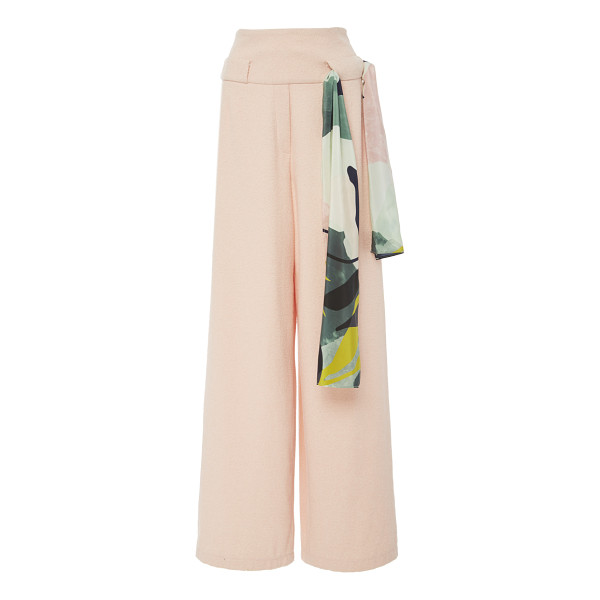 PERRET SCHAAD Simon Wide Leg Trousers - This *Perret Schaad* Simon Wide Leg Trousers are cut from a...