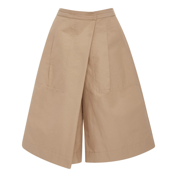 RACHEL COMEY New Wrap Bermuda Shorts - Featuring a wrap waist this new feminine take on the...