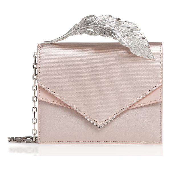 RALPH & RUSSO Alina Calf Leather Clutch - This *Ralph & Russo* Alina bag is rendered in nappa leather...