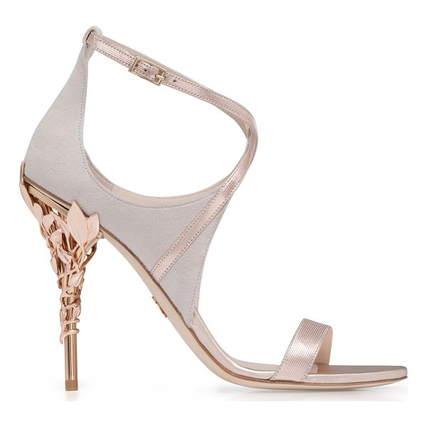 RALPH & RUSSO Eden Suede Sandal - This *Ralph & Russo* sandal is rendered in suede featuring...