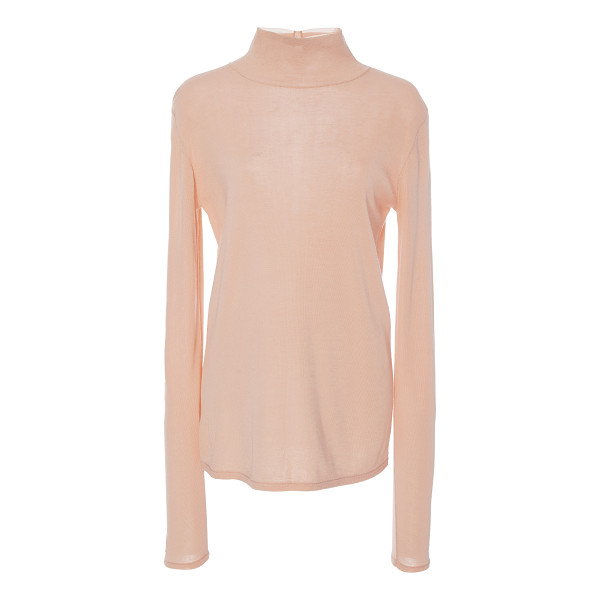 TIBI Turtleneck Pullover - This *Tibi* Turtleneck Pullover features a relaxed fit.