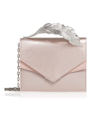 Ralph & Russo Alina Calf Leather Clutch