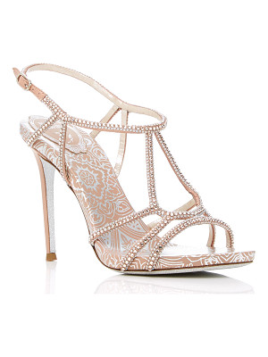 RENE CAOVILLA M'O Exclusive: Cage Wallpaper Sandal