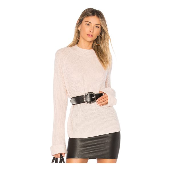 360CASHMERE Esme Sweater - 100% cashmere. Dry clean only. Rib knit fabric. 360S-WK536....