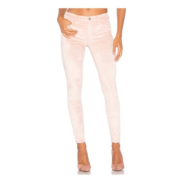 "7 FOR ALL MANKIND Ankle Skinny - ""58% cotton 40% viscose 2% spandex. Front and back pockets...."