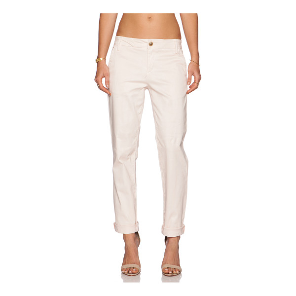 """A.C.E. A.c.e elle bf trouser - 98% cotton 2% spandex. 16"""""""" in the knee narrows to 12"""""""" at..."""