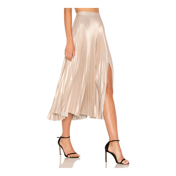 A.L.C. Bobby Skirt - Rose renderings create the soft yet standout aesthetic of...