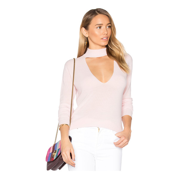 A.L.C. Caro Sweater - Plunge head first into fall fashion with the A.L.C. Caro...
