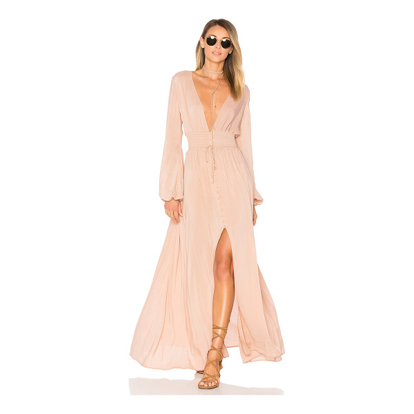 ALE BY ALESSANDRA x REVOLVE Eduarda Maxi Dress - Feeling kind with a wild heart and a strong sense of...