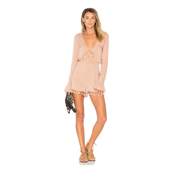 """ALE BY ALESSANDRA x REVOLVE Livia Romper - """"Remind them that the beauty is in the details. Ale by..."""