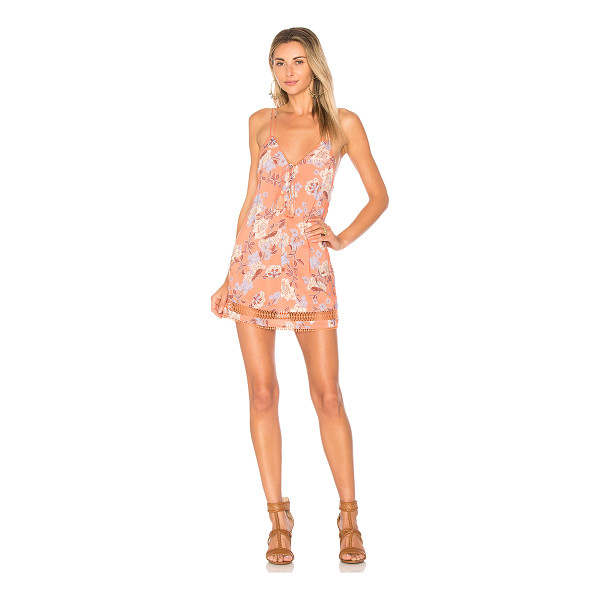 ALE BY ALESSANDRA x REVOLVE Lucia Dress - Self & Lining: 100% rayon. Hand wash cold. Fully lined....