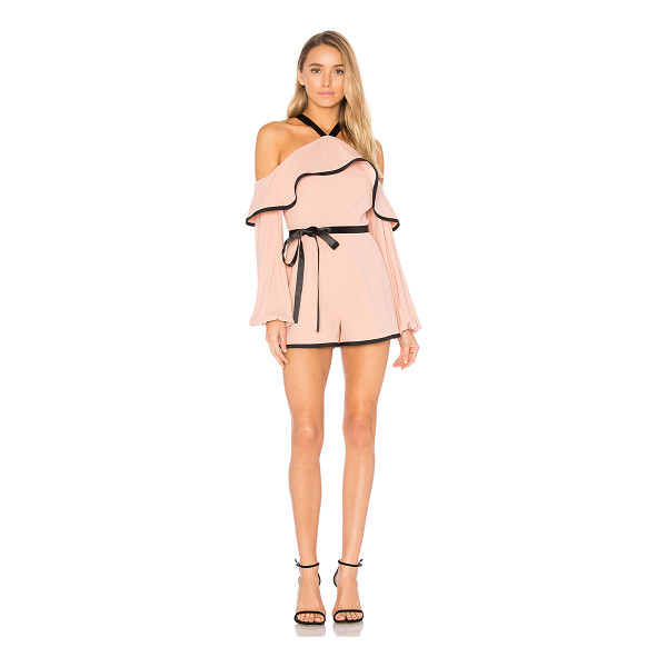 """ALEXIS Hanson Romper - """"Alexis hits refresh on romantic dressing with the Hanson..."""