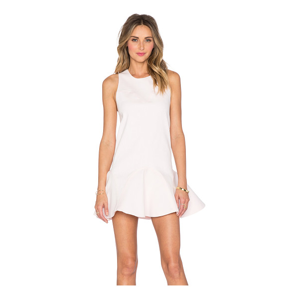 ALEXIS Simi sleeveless dress - Self: 75% cotton 23% poly 2% spandexLining: 50% cotton 47%...