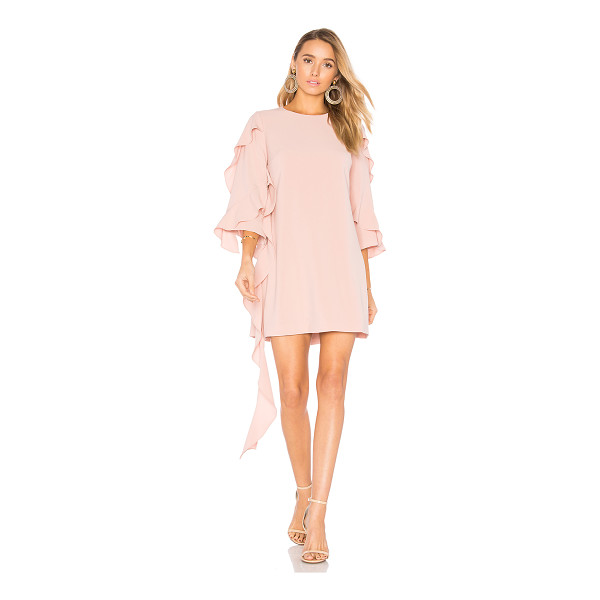 ALEXIS Sofie Dress - Alexis sweetens the traditional shift silhouette with the...