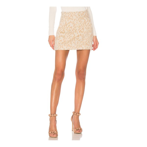 """ALICE MCCALL Make A Move Skirt - """"Wool blend. Dry clean only. Fully lined. Side welt..."""