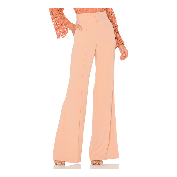ALICE + OLIVIA Dawn Pant - Shell: 100% polyLining: 94% poly 6% elastane. Dry clean...