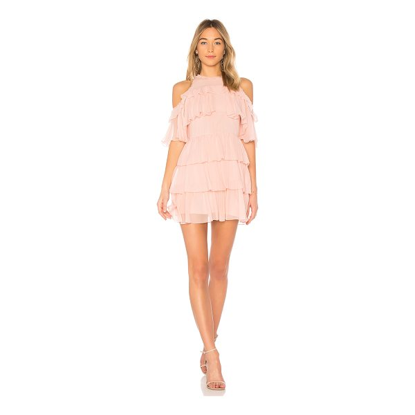 ALICE + OLIVIA Nichola Dress - Self: 100% silkLining: 94% poly 6% elastan. Dry clean only....