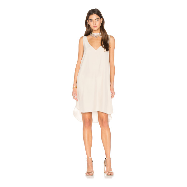 AMANDA UPRICHARD Downtown Dress - Silk blend. Dry clean only. Unlined. AMAN-WD685. WS 2987....