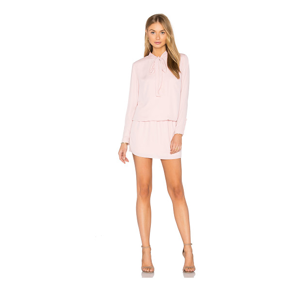 AMANDA UPRICHARD Marcy Dress - Poly blend. Dry clean only. Fully lined. Front keyhole with...